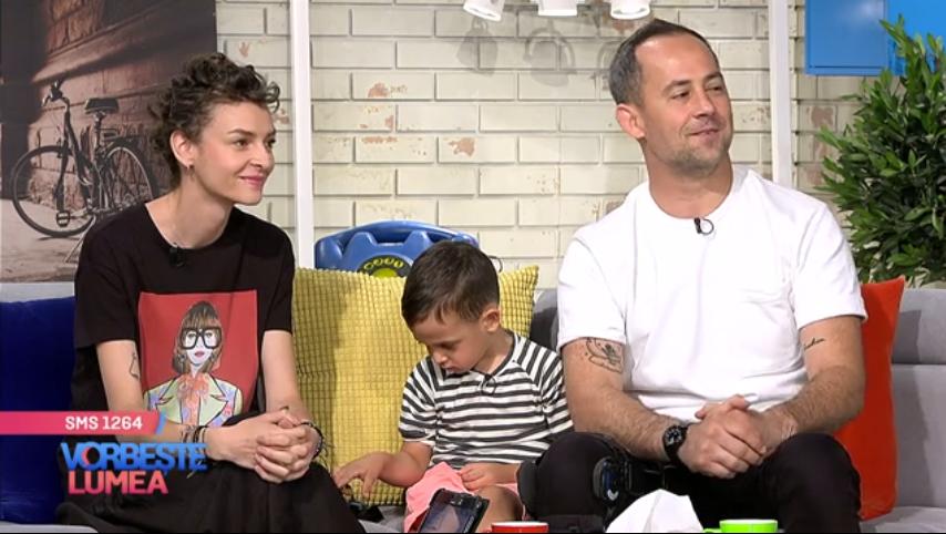 VIDEO Familia Mihăiță, vacanță în Dublin