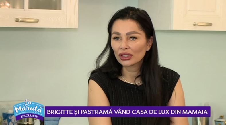 VIDEO Cum arată apartamentul de lux pe care îl deține Brigitte în Mamaia