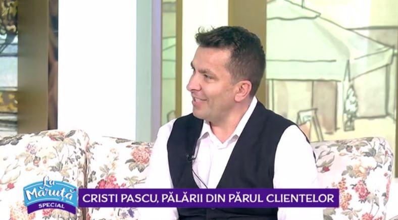 VIDEO Cristi Pascu, pălării din părul clientelor