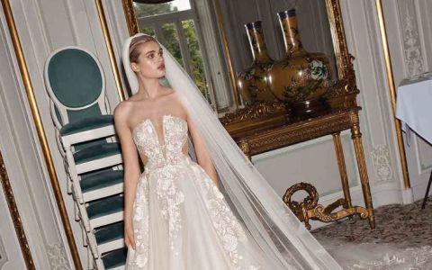 (P) Modele de rochii de mireasă la modă în anul 2019