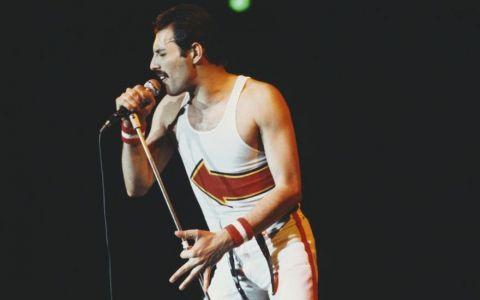 Imagini noi cu Freddie Mercury, în videoclipul care nu a mai fost făcut public până acum