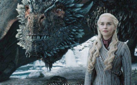 Urzeala tronurilor, final neașteptat: Daenerys Targaryen, devorată de propriul ei dragon