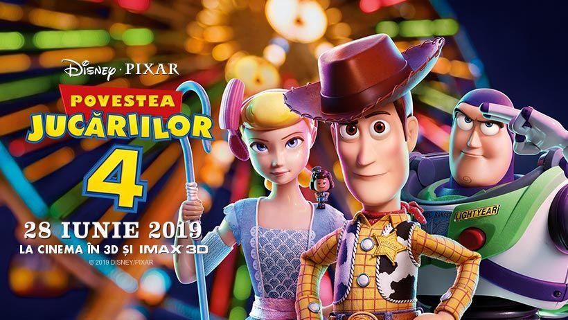 """""""Toy Story 4 / Povestea jucăriilor 4"""". 15 lucruri amuzante despre noul film Disney"""