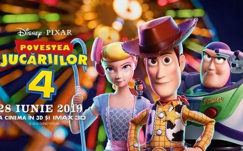 Toy Story 4 / Povestea jucăriilor 4 . 15 lucruri amuzante despre noul film Disney