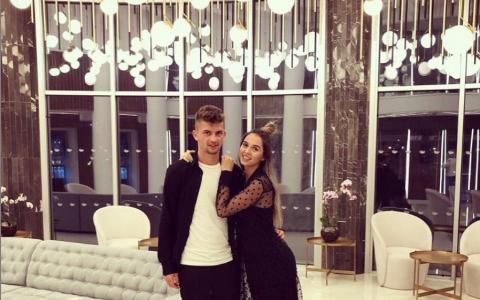 Florin Tănase are o iubită superbă! Cum arată prietena fotbalistului de la FCSB
