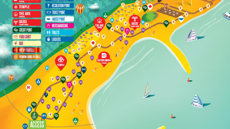 Accesul în festival, transportul în comun și restricții de circulație pentru festivalul Neversea
