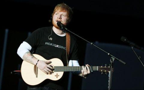 În concertul de pe Arena Națională, Ed Sheeran va cânta singur pe scenă, fără backing vocals sau orchestră