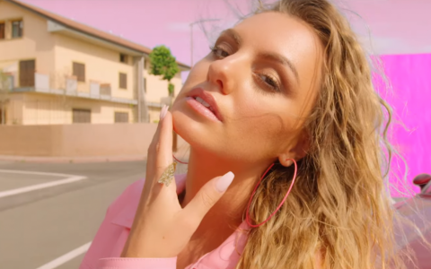 Alexandra Stan lansează videoclipul single-ului bdquo;I Think I Love It