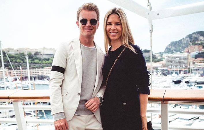 Soția lui Nico Rosberg, apariție de senzație pe plajele din Spania. Cum arată soția fostului pilot de Formula 1