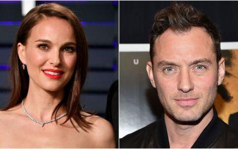 Natalie Portman și Jude Law, într-un film american ce un propune spectacol muzical și vizual. Când va fi lansat  Vox Lux