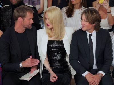 Nicole Kidman, Keith Urban și Alexander Skarsgård. FOTO: Profimediaimages.ro