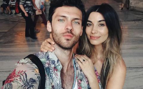 Silviu Țolu și Lili Sandu s-au logodit. Fotomodelul a anunțat când va avea loc nunta