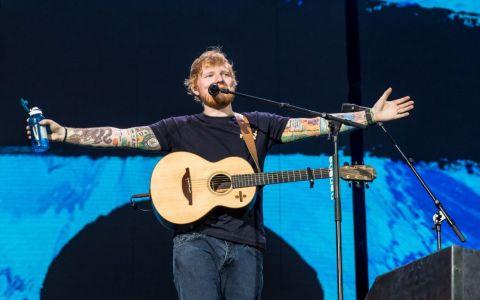 Cum a fost concertul lui Ed Sheeran de la București:  Vreau să-mi pierd vocea aici, cu voi!