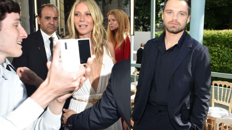 Sebastian Stan, un necunoscut pentru Gwyneth Paltrow. bdquo;A trebuit să mă prezint a treia oară
