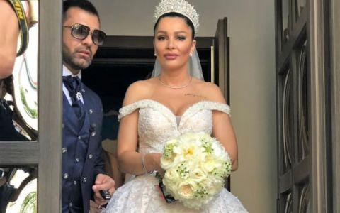 NUNTA ANULUI Brigitte și Florin Pastramă n-au vrut sarmale la nunta lor. Cum arată meniul