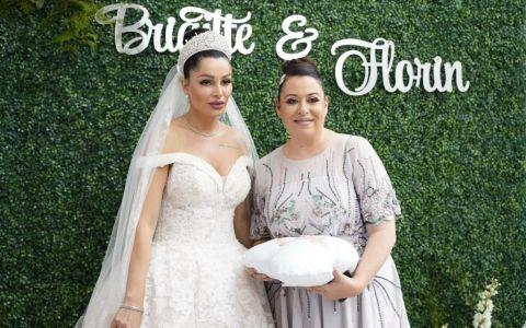 Oana Roman, omul din spatele nunții lui Brigitte cu Florin Pastramă