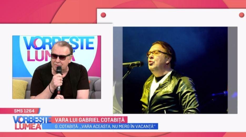 Gabriel Cotabiță, despre planurile de vacanță