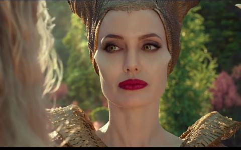 Angelina Jolie  mai rea  ca niciodată în noul film  Maleficent 2 . Primele imagini din noua producție