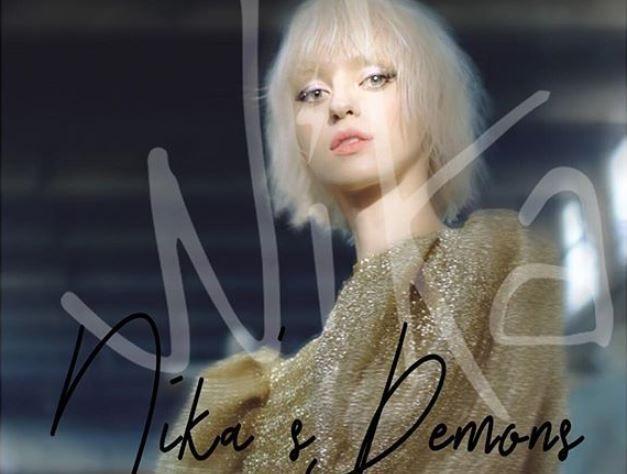 """VIDEO Nika a lansat un nou single """"Nika's demons"""""""