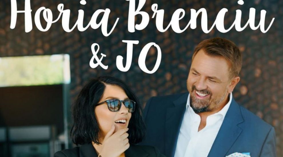 """Colaborare inedită: Horia Brenciu lansează împreună cu JO- """"Ochelari de soare"""""""