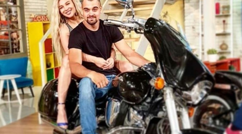 VIDEO George Piștereanu, pe motocicletă, în scop caritabil