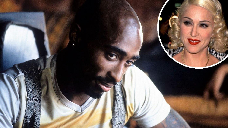 Ce îi scria Tupac legendarei Madonna în 1995, după ce s-a despărțit de regina muzicii pop