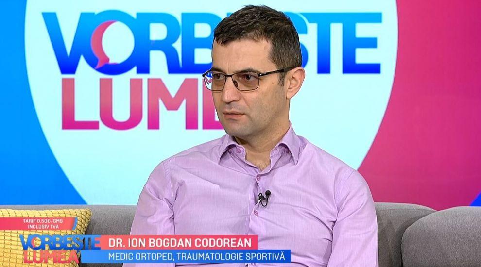 Riscurile practicării sportului pe nisip. MediculIon Bogdan Codorean detaliază acest subiect