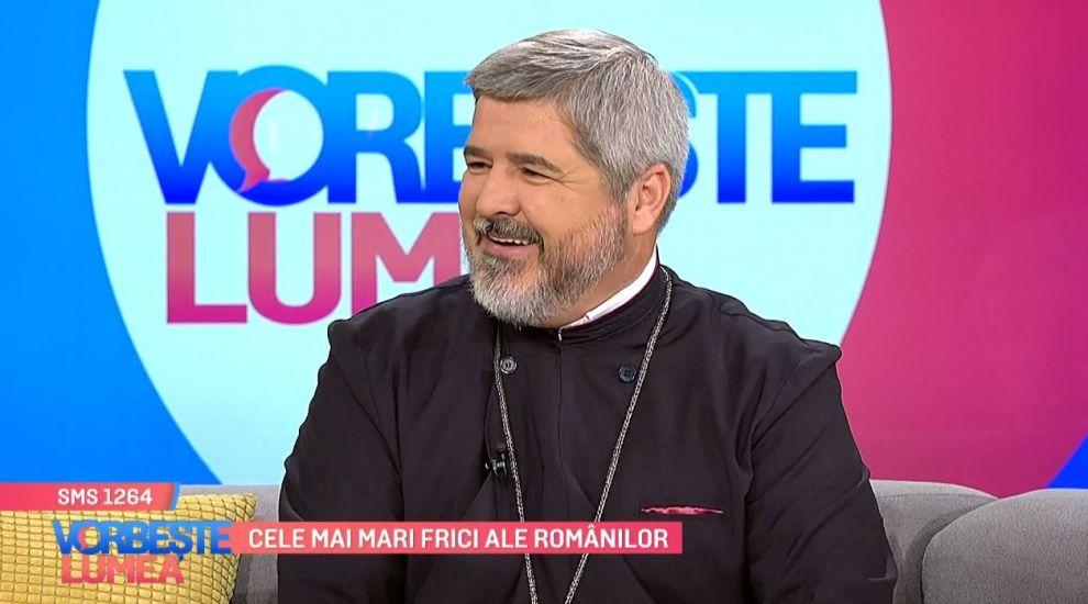 Părintele Vasile Ioana, 7 sfaturi pentru a scăpa de frică