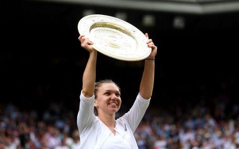 Simona Halep este noua CAMPIOANĂ la Wimbledon. Discursul ei a emoționat pe toată lumea:  Am împlinit visul mamei mele!