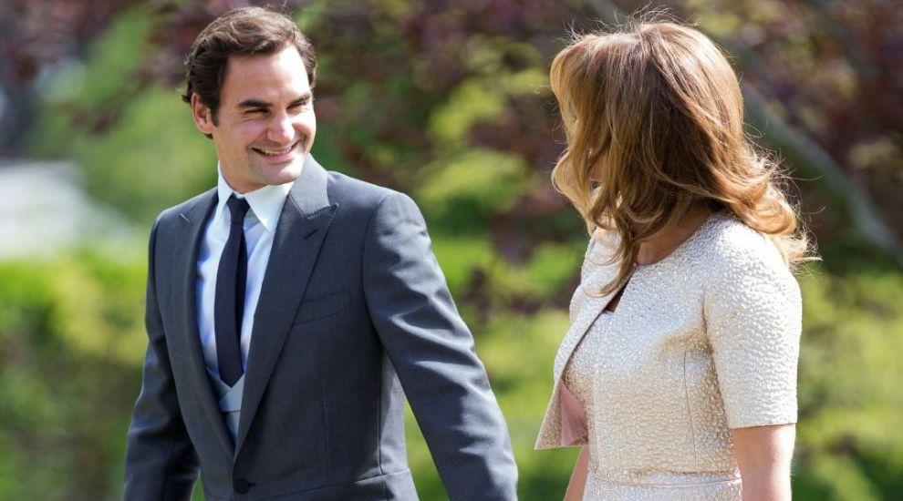 Cum arată soția lui Roger Federer. Când s-au cunoscut, ea era logodită cu un arab bogat