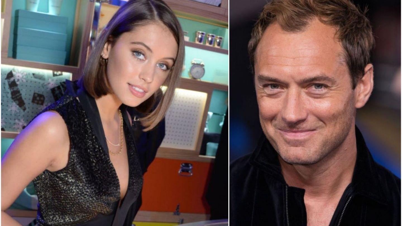 Fiica cea mare a lui Jude Law vrea să calce pe urmele tatălui. Cum arată Iris Law la 18 ani