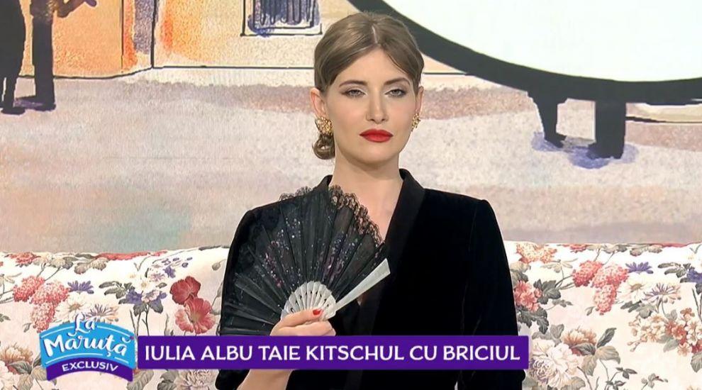 VIDEO Iulia Albu desemnează premianții și corijenții sezonului
