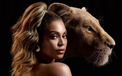 Beyonce face dezvăluiri emoționante despre Regele leu! bdquo;Este primul film Disney la care mi-au dat lacrimile hellip;