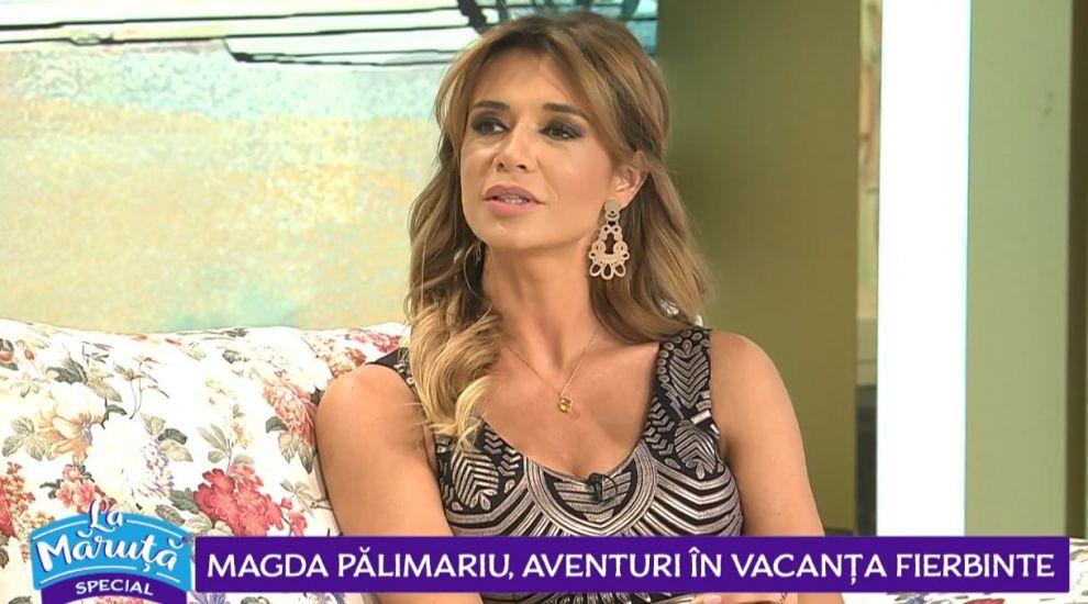 Magda Pălimariu, povestiri din vacanță