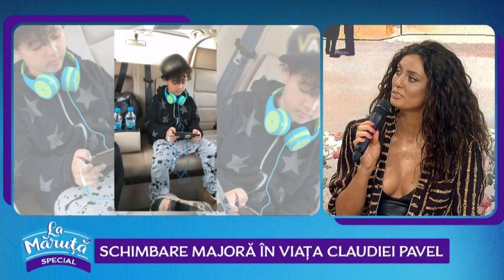 Claudia Pavel și-a schimbat stilul de viață. Ce dietă ține acum cântăreața