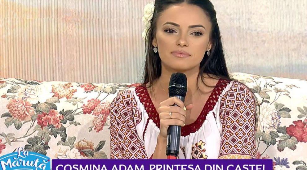 """Cosmina Adam a lasat piesa """"Când iubești cu adevărat"""". Vezi cum arată videoclipul"""