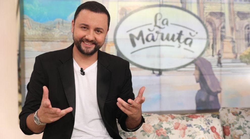 Emisiunea La Măruță intră în vacanță printr-o ediție specială. Mesajul lui Cătălin Măruță