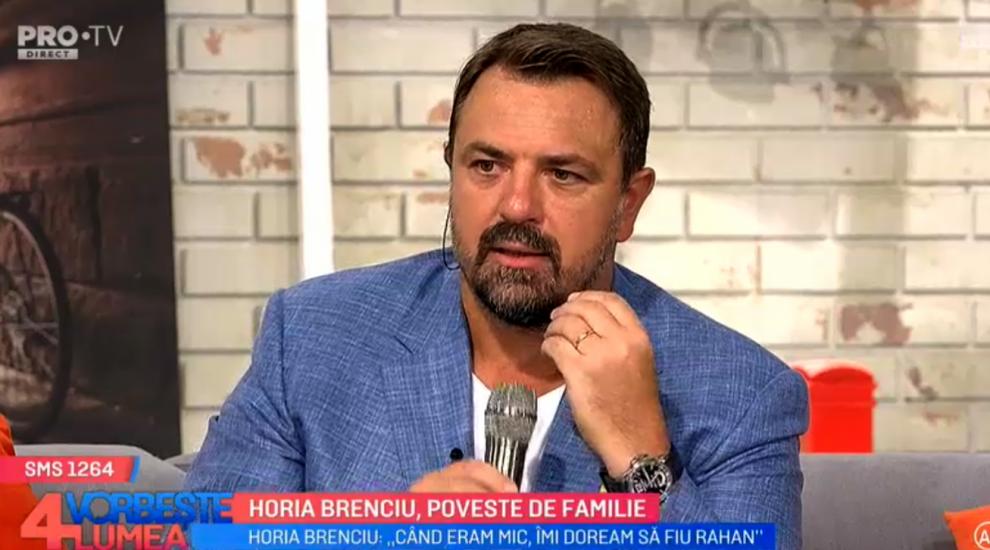 """Horia Brenciu, povești din copilărie:""""Când eram elev stăteam de la 4 dimineața la coadă ca să primesc niște lapte!"""""""