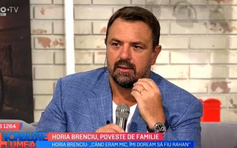 Horia Brenciu, povești din copilărie: Când eram elev stăteam de la 4 dimineața la coadă ca să primesc niște lapte!