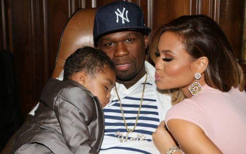 Mama copilului lui 50 Cent, apariție incendiară la plajă