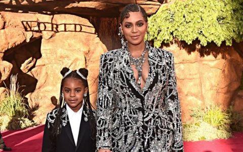 Beyonce și fiica ei de 7 ani, Blue Ivy, au colaborat la piesă. Vezi videoclipul