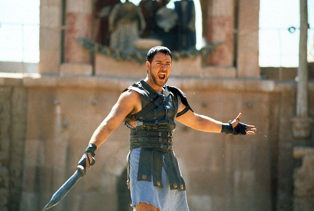 Russell Crowe, de nerecunoscut. Cum arată acum cel mai sexy gladiator din istoria filmului