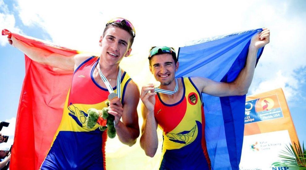 O medalie de aur și alta de bronz pentru România la Campionatul Mondial de Canotaj pentru Tineret U23