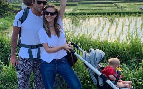Adela Popescu, despre vacanța în Bali cu doi copii sub 3 ani:  Au fost momente mult mai grele la noi în sufragerie
