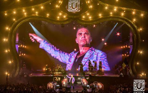 UNTOLD 2019 - Ziua patru - Robbie Williams a îngenucheat în fața publicului