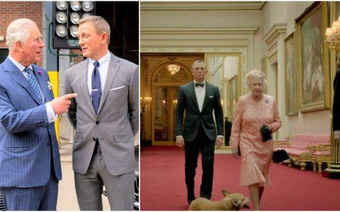 Prințul Charles, pe urmele mamei sale. Va apărea în noul film din seria James Bond