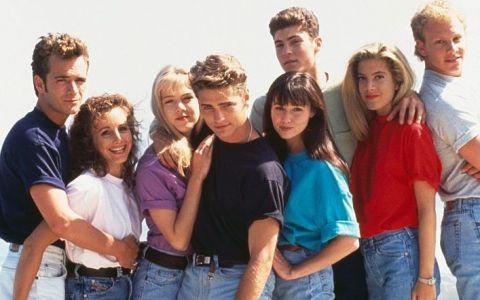 Beverly Hills 90210  a revenit, după 20 de ani, pe micile ecrane. Cum arată acum actorii