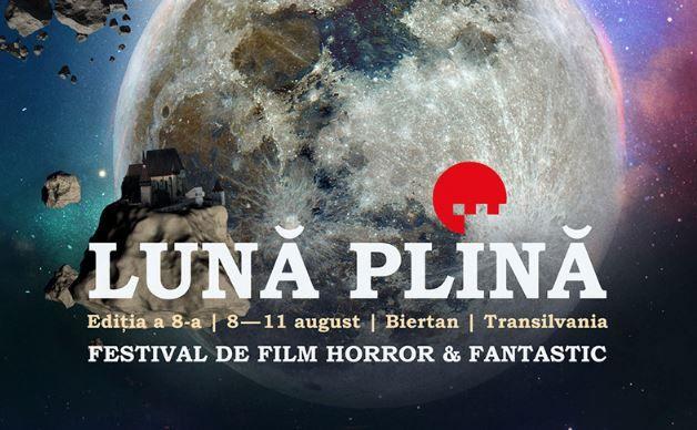 A început cea de-a 8-a ediție a Festivalului de Film Horror Fantasic  Lună Plină