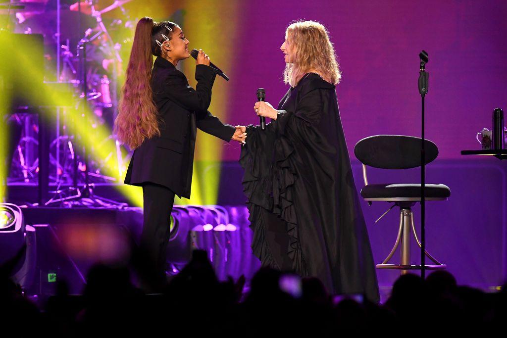 O artistă în vogă, invitată-surpriză în concertul Barbrei Streisand. Ce piesă au cântat împreună