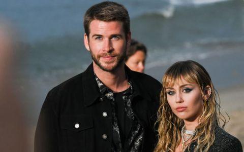 Miley Cyrus și Liam Hemsworth s-au despărțit din nou:  Încercau să-și repare relația de luni bune